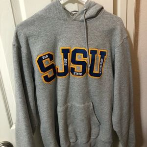 college hoodie SJSU